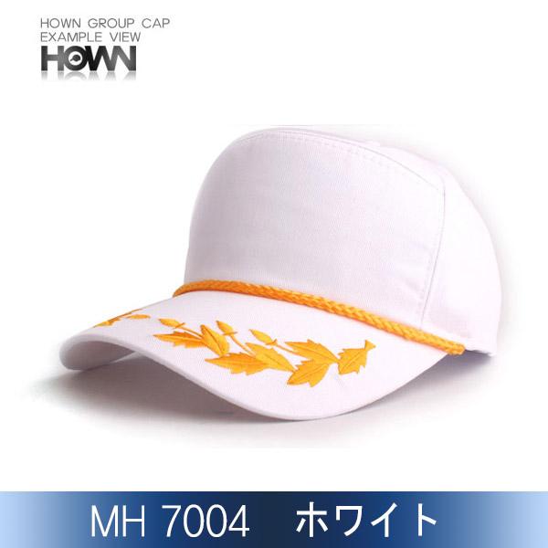 MH7004<br> イベント帽子 (ホワイト)