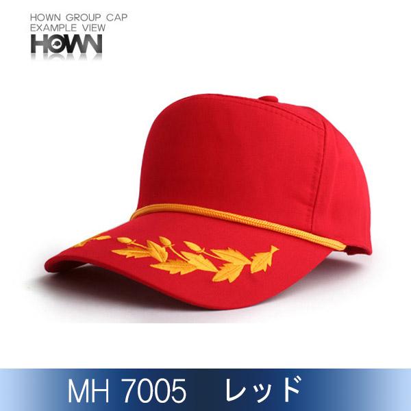 MH7005<br> イベント帽子 (レッド)