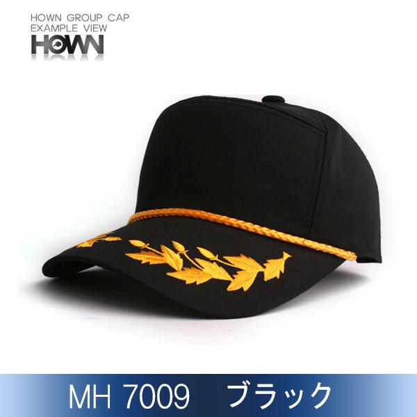 MH7009<br> イベント帽子 (ブラック)