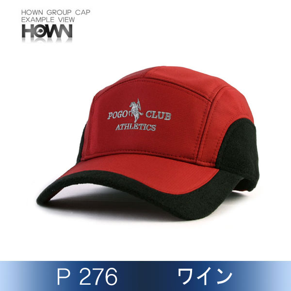 P276<br> 防寒帽子
