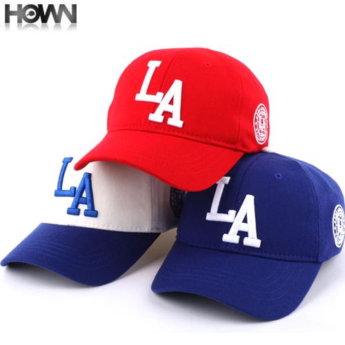 LA野球帽子